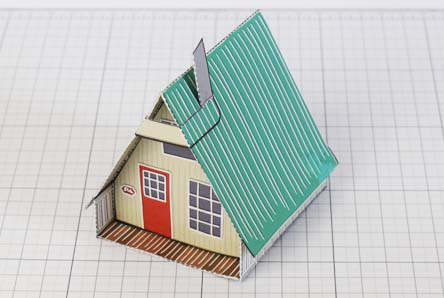 THU-Fitzgerald-Cabin-Paper-Craft-Thumbnail