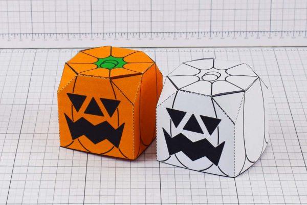 PTI-PTP-Halloween-Pumkint-Craft-Paper-Toy-Image-Blank