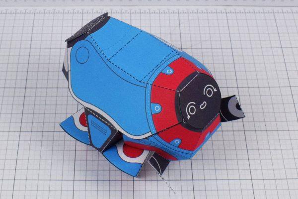 PTI Bean Cleaner Robot Patreon Exclusive Image - Top