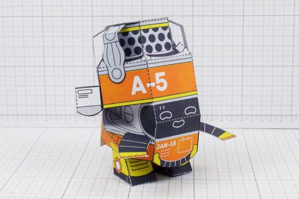 PTI Heated Companion Robot Patreon Exclusive Image - Low