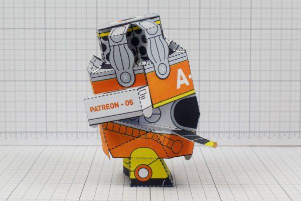 PTI Heated Companion Robot Patreon Exclusive Image - Side