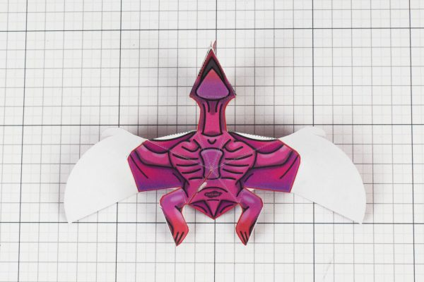 Twinkl dinosaur pterodactyl paper toy craft model educational printable graphic design Alex Gwynne
