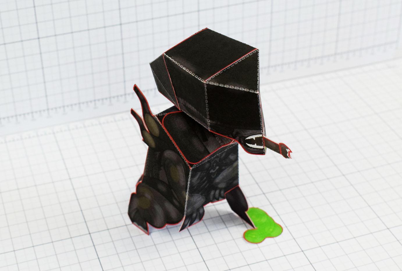 Xenomorph alien fold up toys pti jeuxipadfo Images