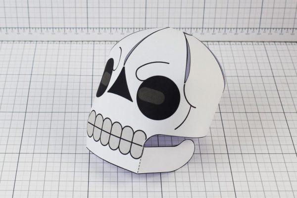 PTI-PTP-Halloween-Skull-Craft-Paper-Toy-Image-Main