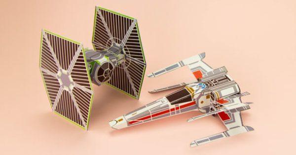 T-ENK-003-Enkl-Sci-Fi-Spaceship-Paper-Model-Printables