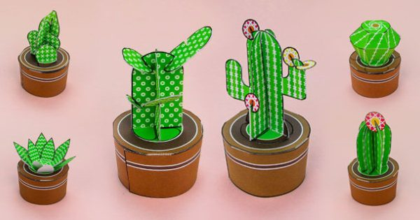 T-ENK-0046-Simple-3D-Prinable-Cactus-Pack