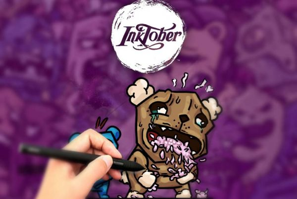Inktober Doodle 1