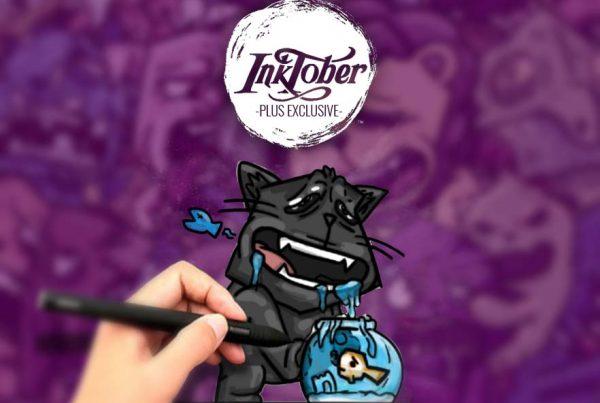 Inktober Doodle 2
