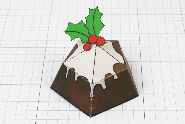 PTI - Twinkl Christmas - Christmas Pudding Image Main