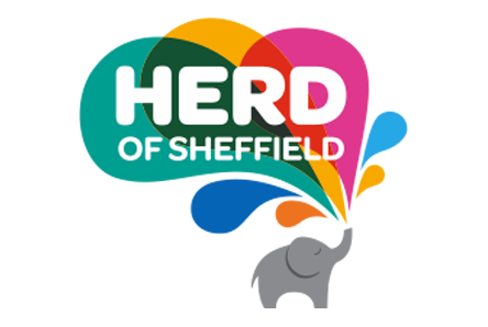 HERD of Sheffield Logo