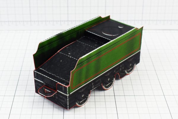 PTI - Locomotive Project Photo 7