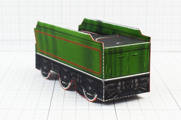 PTI - Locomotive Project Photo 8