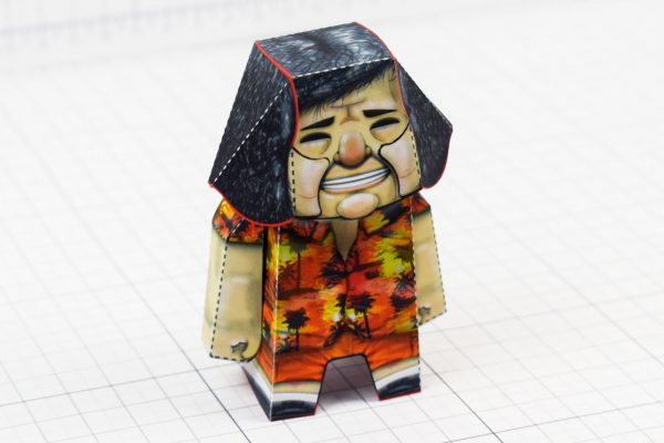 PTI- Bad Pen Project Paper Toys Photo - Holiday