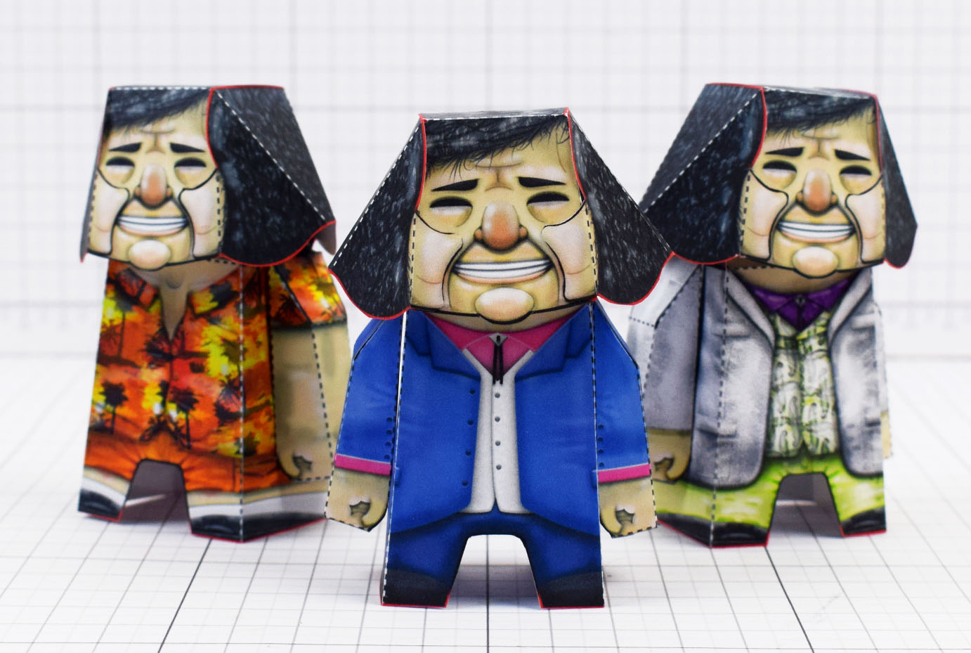 PTI- Bad Pen Project Paper Toys Photo - Main