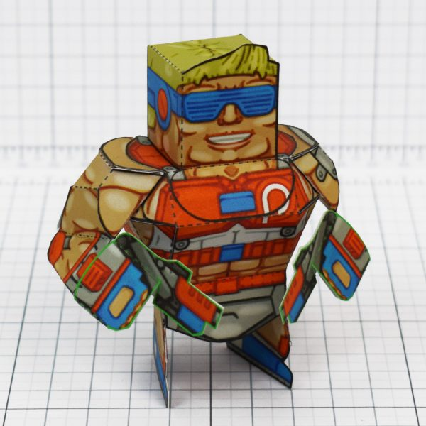 PTI - Fold Up Toys Eternains - C Captain Patreon