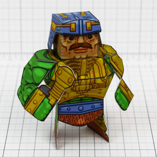 PTI - Fold Up Toys Eternains - C Man of Arms