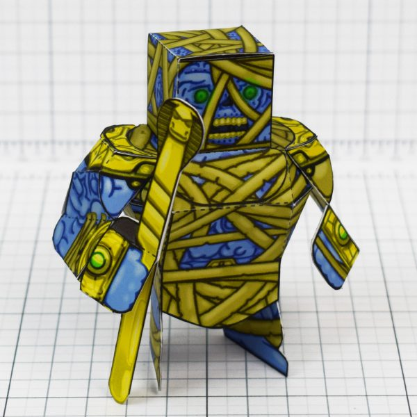 PTI - Fold Up Toys Eternains - C Sarcophacurse