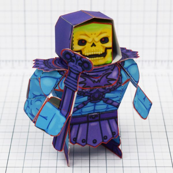 PTI - Fold Up Toys Eternains - C Skeletor