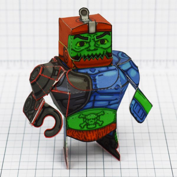 PTI - Fold Up Toys Eternains - C Trap Jaw