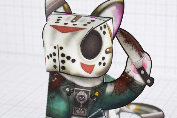 PTI - Creationist Cat Fold Up Toy 2020 - Halloween