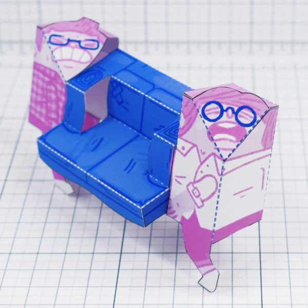 PTI - Moving House Fold Up Toy - Alex