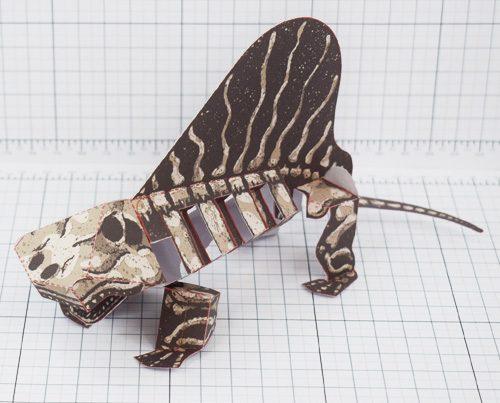 THU - Dead Dimetrodon - Thumbnail