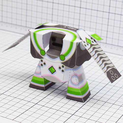 PTI-RGBY-Fold Up Toy 2021 Thumbnail